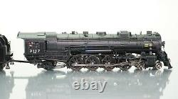 MTH 4-8-2 L-4A New York Central 3117 DCC withSound HO scale