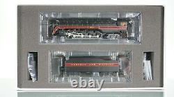 MTH 4-8-4 Class J Norfolk & Western N&W 601 DCC withSound/Smoke HO scale