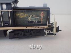Märklin Diesellokomotive Digital 37910 Amazing Amelie BR 291 mfx+ DCC Sound OVP