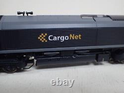 Märklin H0 39063 Diesellokomotive Class 66 NSB Gods CargoNet mfx DCC Sound OVP