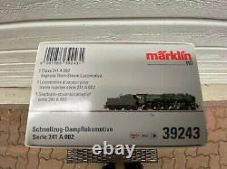 Märklin Spur H0 39243 Schnellzug- Dampflokomotive Serie 13 EST DCC, Sound, Rauch