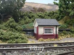 OO gauge Model Railway Layout Two Sections 5 1/2ft x 17.5 DC or DCC Goathland