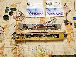 R. M. T. &. T DCC Sound Decoder install Gold package 355.00