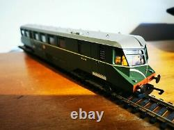 R2653 Br Diesel Railcar'w 22 W' Hornby R8249 DCC Fitted Oo Gauge By Hornby