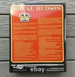 RAPIDO 1/87 HO CANADIAN PACIFIC H1c 4-6-4 HUDSON COAL TENDER 2823 DC / DCC SOUND