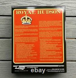 RAPIDO 1/87 HO CANADIAN PACIFIC H1c 4-6-4 HUDSON COAL TENDER 2839 DC / DCC SOUND