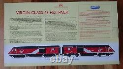 RARE Hornby R3390TTS Virgin Class 43 HST Pack DCC/TTS FITTED