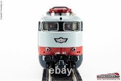 ROCO 70891 H0 187 Locomotiva elettrica FS E. 444.032 Tartaruga Ep. IV DCC SO