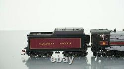 Rapido 4-6-4 H1e Royal Hudson Canadian Pacific 2861 DCC withSound HO scale