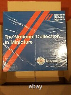 Rapido 4 car APT-E NRM LTD ED OO Gauge train with DCC Sound. Sealed and Unboxed