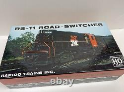 Rapido Trains Ho Scale NH New Haven Alco RS-11 #1405 WithDCC & Sound -Read Descr