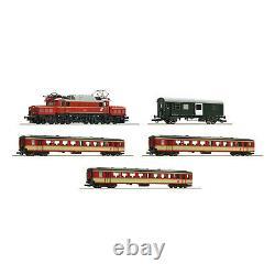 Roco 61454 Rh1020 +4wagen Zugset 150 Jahre Brennerbahn ÖBB Ep IV DCC