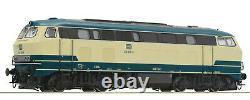 Roco 73727 DCC DIGITAL SOUND -Diesellokomotive 218 218-6, DB, NEUHEIT 2020