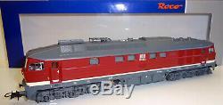 Roco H0 52461 Diesellok BR 232 der DB AG DCC Digital + Henning-Sound NEU + OVP