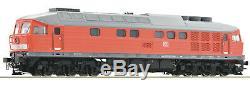 Roco H0 52497 Diesellok BR 233 der DB AG DCC Digital + Henning-Sound NEU + OVP