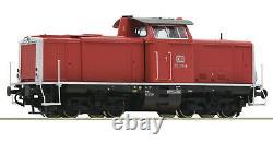 Roco H0 52525 Diesellok BR 212 der DB AG DCC + Sound + Neuheit 2020 NEU + OVP