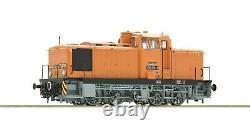 Roco H0 70264 Diesellok BR 106 076-3 der DR DCC Digital + Sound NEU + OVP