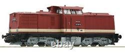 Roco H0 70812 Diesellok BR 114 der DR DCC Digital + Henning-Sound NEU + OVP