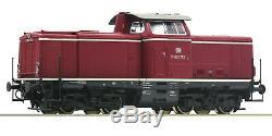 Roco H0 70980 Diesellok BR V 100 1252 der DB DCC Digital + Sound NEU + OVP