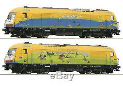 Roco H0 71400 Diesellok BR 223 013-4 alex DCC Digital + Sound NEU + OVP