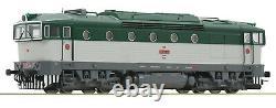 Roco H0 72051 Diesellok T 478.3 der CSD DCC Digital + Sound NEU + OVP
