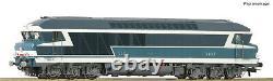 Roco H0 73005 Diesellok CC 72000 der SNCF DCC Digital + Sound NEU + OVP