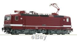 Roco H0 73063 E-Lok BR 243 591-5 der DR DCC Digital + Henning-Sound NEU + OVP