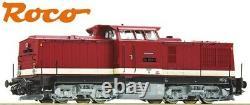 Roco H0 Diesellok BR 114 203-3 der DR DCC Digital NEU