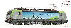 Roco Vectron 73928 E- Lok Re 475, BLS Cargo, DCC Digital SOUND, NEUWARE selten