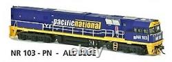 Sds Ho Pacific National All Blue Nr103 Dc/dcc Ready New In Sealed Box