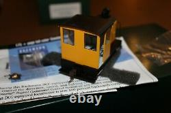 Spectrum 28197 On30 0-4-0 Side Rod Gas Mechanical Loco DCC Equipped Yellow Black