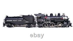 Sunset Models HO Brass Fcty Paint SP M6 2-6-0 #1726 Steam Locomotive DCC & Sound