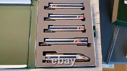 TGV Reseau 10-tlg. Der SNCF DCC digital von Kato in OVP + Topzustand. Art. 10924
