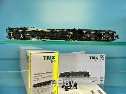 TRIX H0 Nr. 22941, Schnellzug-Dampflok Serie 241-A SNCF DCC mfx Sound (P08)