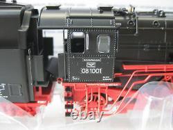 TRIX T 22912 H0 Dampflok BR 08 1001 DR VESM DCC SOUND NEU & OVP + Poster