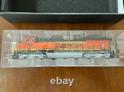 Tower 55 (T55#EA=0016-3) HO Scale BNSF GEVO ES44DC #7755 DCC Sound Equipped