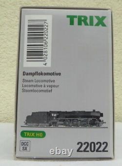 Trix 22022 H0 Dampflok BR 01 147 der DB Epoche 3 Sinus DCC digital neuwertig, OVP
