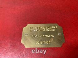 True Line Trains Canadian National CN Northern 4-8-4 #6213 DCC Sound HO 187 MIB