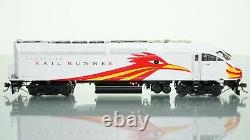 True Line Trains MP36-3 New Mexico Rail Runner NMRX 104 DCC withSound HO scale