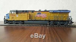 Union Pacific GE ES44AC locomotive, MTH, DC/DCC, sound, custom pro-painted #7964