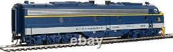 WalthersProto EMD E8A-A Set Chesapeake & Ohio # 4018,4027(DCC WITH SOUND)